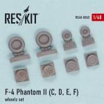 1-48-F-4-Phantom-II-CDEF-wheels-set-FUJIREV