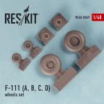 1-48-F-111-ABCD-wheels-set-ACADHOBBYB