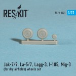 1-72-Jak-7-9-La-5-7-Lagg-3-I-185-Mig-3-for-dry-airfields-wheels-set