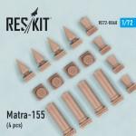1-72-Matra-155-4-pcs-Hunter-Canberra-Harrier-Phantom-Jaguar-Hawk-Strikemaster