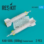 1-72-KAB-500L-500kg-Corrected-Air-Bomb-2-pcs-