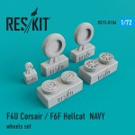 1-72-F4U-Corsair-F6F-Hellcat-NAVY-based-wheels-set
