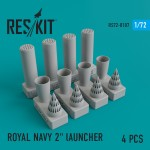 1-72-Royal-Navy-2-Launcher-4-pcs-