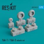 1-72-Yak-1-Yak-3-wheels-set-ZVEAMOD