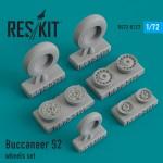 1-72-Buccaneer-S2-wheels-set-AIRFIX