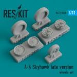 1-72-A-4-Skyhawk-late-wheels-set-AIRFFUJIITA