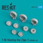 1-72-F-80-Shooting-Star-Type-1-wheels-AIRF-SWD