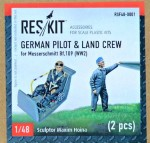 1-48-German-Pilot-and-Land-Crew-for-Bf109-2-fig-