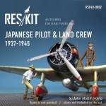 1-48-Japanese-Pilot-and-Land-Crew-1937-45-2-fig-