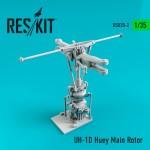 1-35-UH-1D-Huey-Main-Rotor