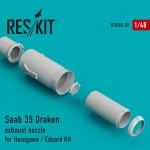 1-48-Saab-35-Draken-exhaust-nozzle-HAS-EDU