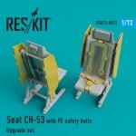 1-72-CH-53-MH-53-Seat-w-PE-safelty-belts-REV