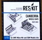 1-72-Canberra-wheels-bays-AMP-MIKRO-MIR