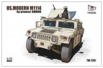 1-72-M1114-Up-armored-HMMWV