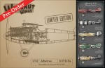 1-32-Albatros-D-V-Flying-Circus-LIMITED-EDITION
