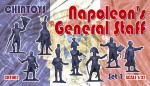 1-32-Napoleons-General-Staff-Set-1-NO-BOX-THIS-IS-POLY-BAGGED