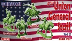 1-32-ACW-American-Civil-War-MOUNTED-Union-General-Staff-2