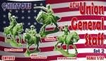 1-32-ACW-American-Civil-War-MOUNTED-Union-General-Staff-2