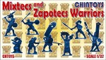 1-32-Mixtecs-and-Zapotecs-Warriors-NO-BOX-THIS-IS-POLY-BAGGED