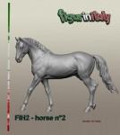 54mm-Walking-Horse-Resin