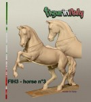 54mm-Rearing-Horse-Resin