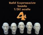 1-30-Bald-Expressive-Heads-Set-4-5-heads