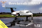 1-72-Beechcraft-1900D-Northern-Thunderbird-Air