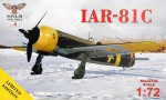 1-72-IAR-81C-4x-camo-Limited-Edition