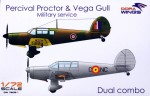 1-72-Percival-Proctor-and-Vega-Gull-Military-service