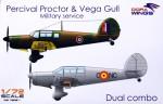 1-72-Percival-Proctor-and-Vega-Gull-Military-service