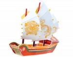 3D-Puzzle-LOD-15pcs-Junk-Boat