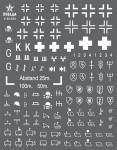 1-35-GERMAN-AFV-MARKINGS-WWII-SET-1