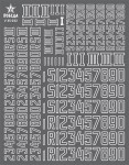1-35-GERMAN-AFV-NUMBERS-WWII-TYPE-3-HEIGHT-576-720-936-MM