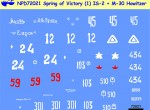 RARE-1-72-Spring-of-Victory-Part-1-Josef-Stalin-2-Heavy-TankBonus-M30-122mm-Howitzer-Berlin