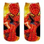3D-Ponozky-SPIDERMAN
