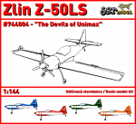 1-144-Zlin-Z-50LS-The-Devils-of-Unimax