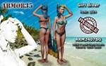 1-24-Girl-diver-Resin-1-24
