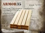 1-35-Railway-sleeper-wooden-10-pcs