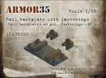 1-35-Rail-baseplate-with-fastenings-Rail-baseplate-40-pcs-Fastenings-80-pcs-