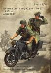 1-35-German-motorcyclists-WWII-Set-I