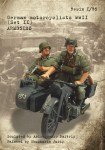 1-35-German-motorcyclists-WWII-Set-II