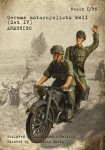 1-35-German-motorcyclists-WWII-Set-IV