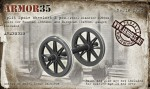 1-35-Split-Spoke-Wheelset-Wheel-diameter-1050mm-2-pcs-