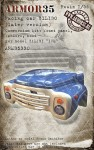 1-35-Facing-car-ZIL-130-later-version-Conversion-kit-for-model-ZiL131-ICM