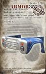 1-35-Facing-car-ZIL-130-later-version-Conversion-kit-for-model-ZiL1-31-Bronco