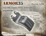 1-35-Spare-wheel-bracket-ZIL-130