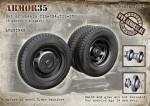 1-35-Set-of-wheels-ZiL-164-ZIS-150-6-pieces+1