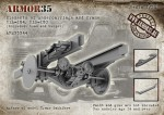 1-35-Elements-of-undercarriage-and-frame-ZiL-164-ZIS-150-Includedbeam-and-bumper