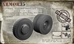 1-35-KrAZ-6444KrAZ-250-Wheel-set-ID-304-