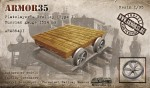 1-35-Platelayer-s-Trolley-Type-I-Russian-gauge-1524-mm-